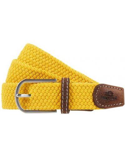Pasek - żółty Billybelt