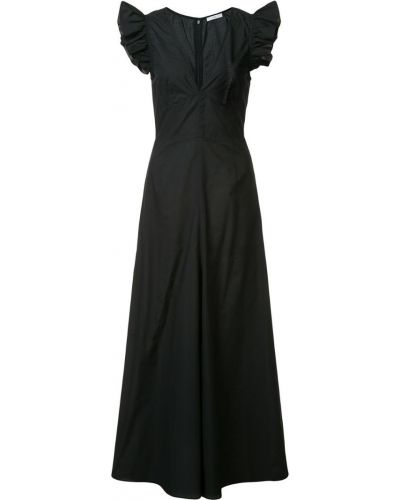 Платье с оборками Tome