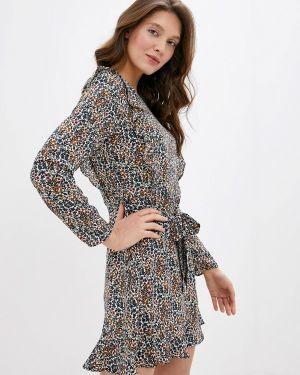 Джинсовое платье осеннее прямое Pepe Jeans