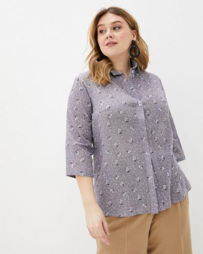 Серая блузка Prewoman
