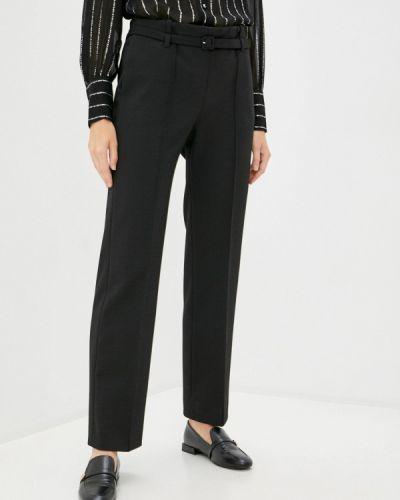Классические черные классические брюки The Kooples