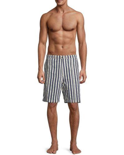 Шорты для плавания - синие Solid & Striped