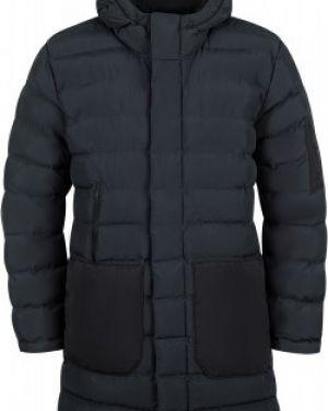 Куртка с капюшоном - черная Marmot
