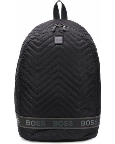 Сумка на молнии - черная Boss Hugo Boss