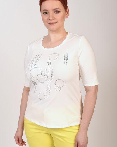 Хлопковая футболка Lebek