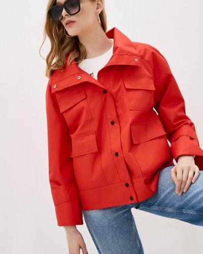 Облегченная красная куртка Be Main