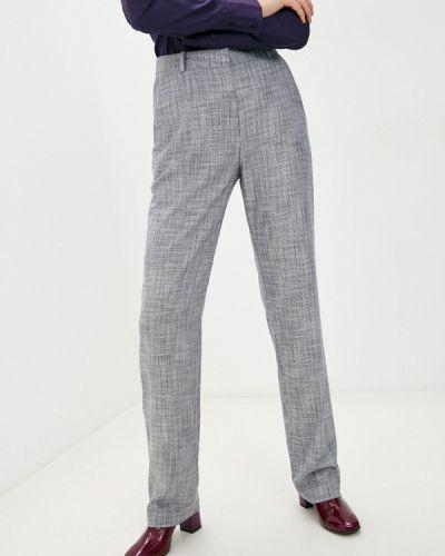 Повседневные серые брюки Hugo