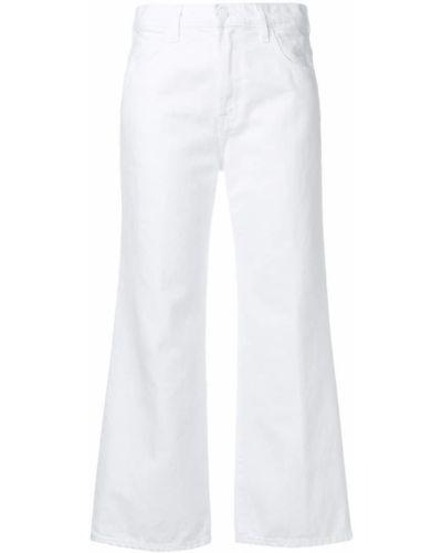 Прямые джинсы укороченные с карманами J Brand