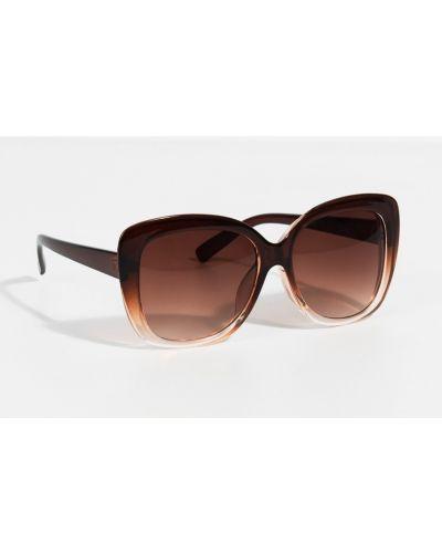 Солнцезащитные очки коричневый Parfois