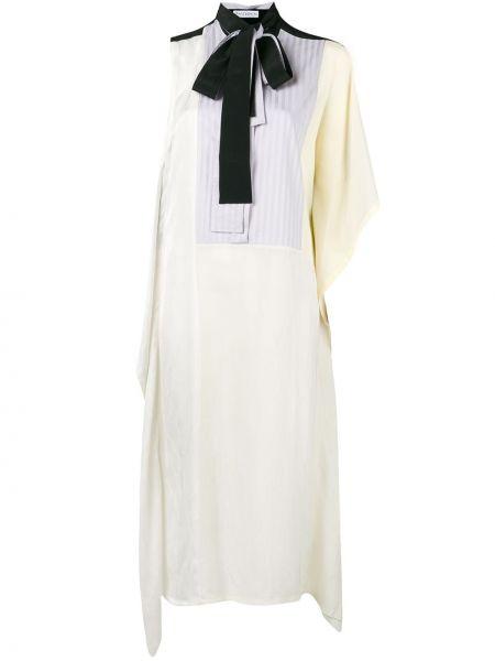 Шелковое платье миди Jw Anderson