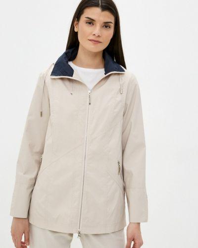 Облегченная бежевая куртка Le Monique