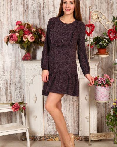 Платье из ангоры Грандсток