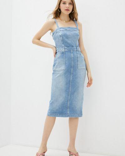 Джинсовое сарафан Guess Jeans