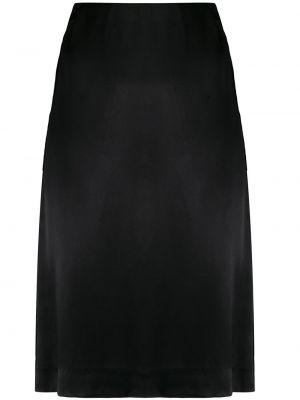 Черная юбка Maison Martin Margiela Pre-owned