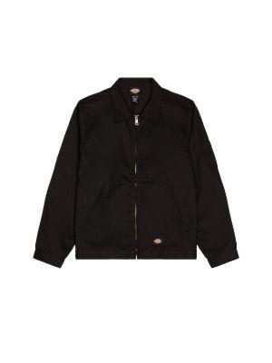 Куртка на пуговицах - черная Dickies