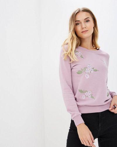 Фиолетовый свитшот Baon