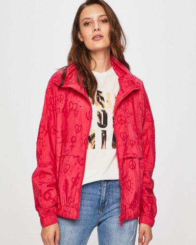 Куртка с капюшоном укороченная облегченная Desigual