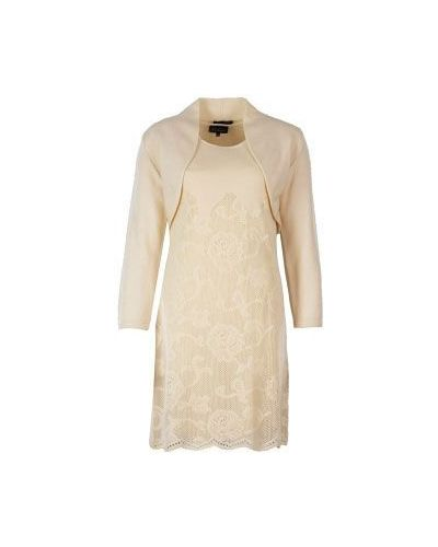Летнее платье шерстяное Luisa Spagnoli