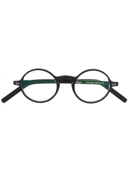Czarne okulary Lunor