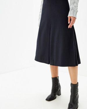Синяя юбка Gant