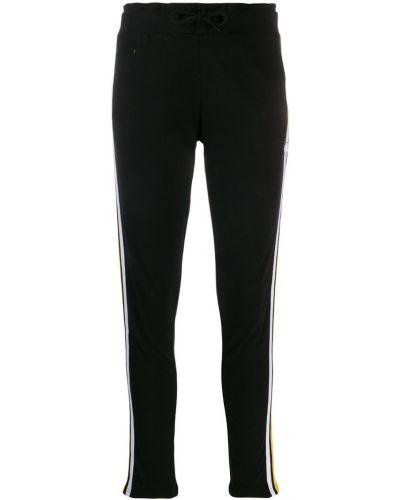 Черные деловые спортивные брюки Quantum Courage
