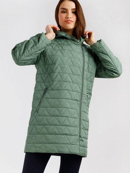 Утепленная куртка демисезонная весенняя Finn Flare