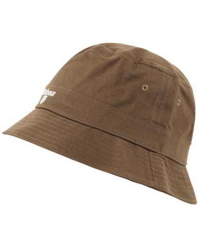 Zielona czapka bawełniana Barbour