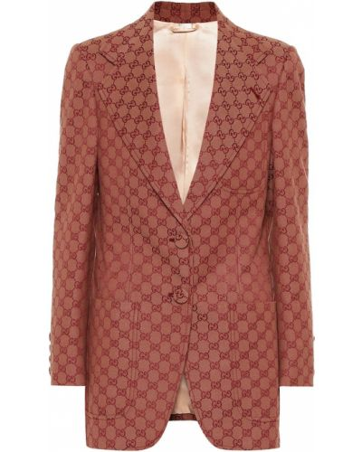 Пиджак бежевый Gucci