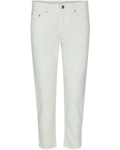 Klasyczne mom jeans - białe Sofie Schnoor