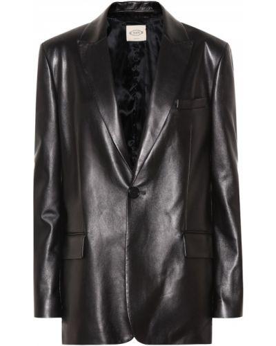 Черный пиджак Tod's