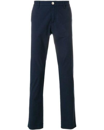Прямые брюки синий Pence
