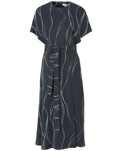 Czarna sukienka Equipment