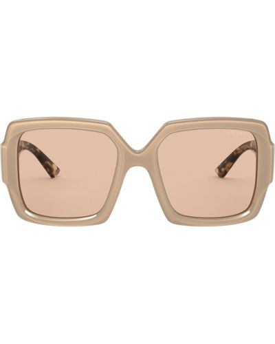 Różowe okulary Prada