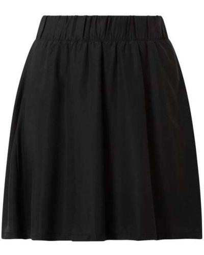 Spódnica jeansowa - czarna Tom Tailor Denim