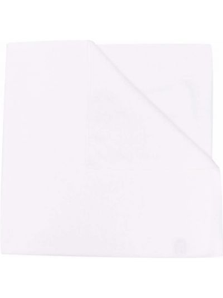 Белый шерстяной шарф Givenchy