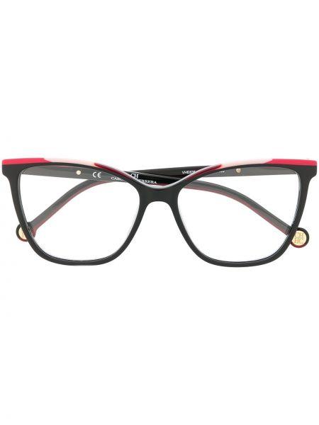 Черные очки для зрения квадратные Ch Carolina Herrera