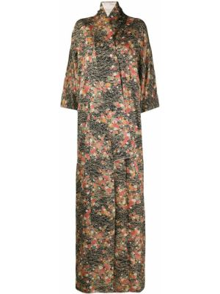 Kimono jedwab z rękawami A.n.g.e.l.o. Vintage Cult