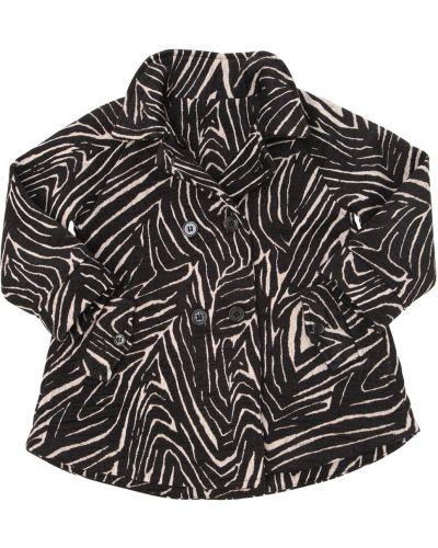 Płaszcz z kieszeniami z klapami Yellowsub