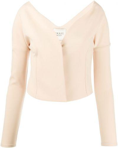 Приталенный удлиненный пиджак A.w.a.k.e. Mode