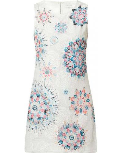 Niebieska sukienka mini bez rękawów Apricot