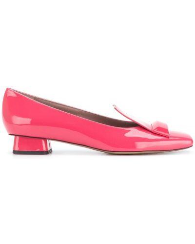 Розовые туфли-лодочки Rayne