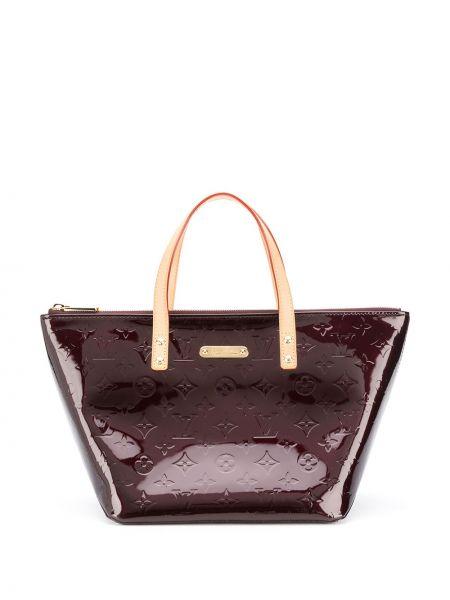 Сумка-тоут с ручками текстильная Louis Vuitton
