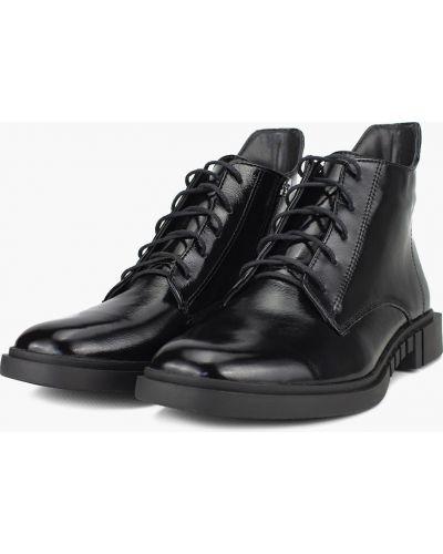 Кожаные ботинки Zlett