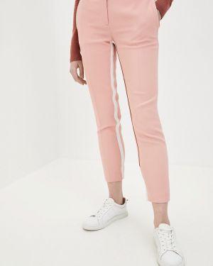 Розовые брюки N°21
