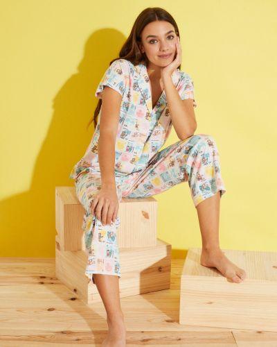 Пижама на пуговицах Women'secret