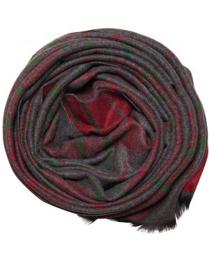 Красный шарф из вискозы Finn Flare