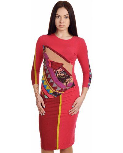 Платье из вискозы осеннее Etro