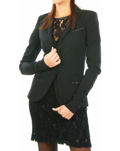 Пиджак черный Patrizia Pepe