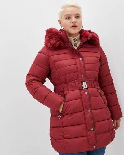 Красная теплая куртка Z-design