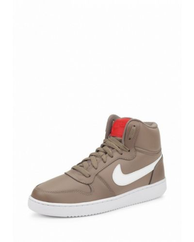 Высокие кеды резиновые Nike